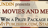 Custom banner for Sarah Sundin - Movies and Memories Giveaway
