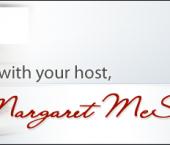 Custom header for Kitchen Chat - Margaret McSweeney