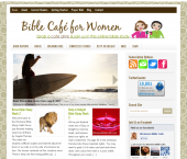 Womens Bible Cafe