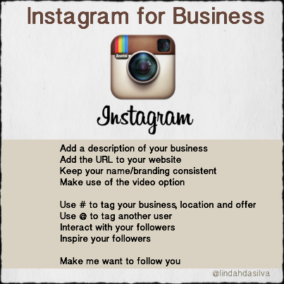 Learn how to effectively market your business on Instagram.